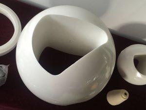 foyo Valvole a sfera, con sfera e rivestimento interno in ceramica Valvole a farfalla con disco e rivestimento in ceramica Tubazioni Raccordi rivestiti internamente in ceramica